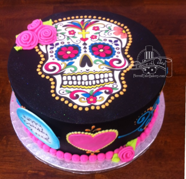 Extra Special Birthday Cake For Girls Piece Of Cake Bakery