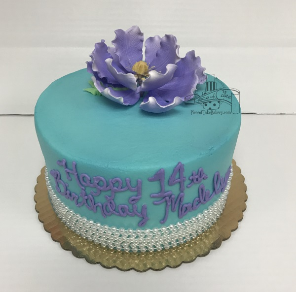Birthday Cakes for Girls Piece of Cake Bakery